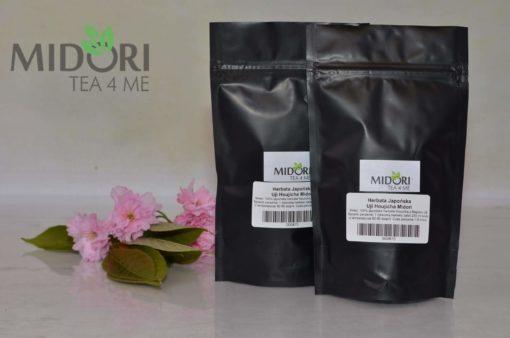 Herbata Japońska Houjicha Midori 3