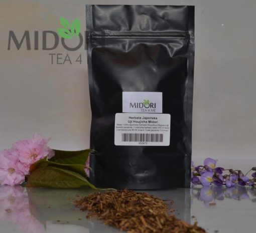 Herbata Japońska Houjicha Midori 8