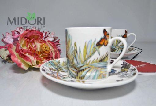 Komplet do Espresso Butterfly, Carmani 11