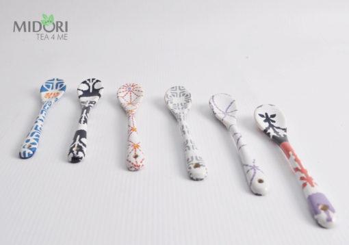 Porcelanowe łyżeczki 370-2