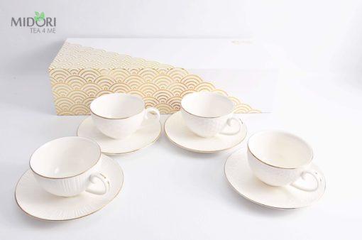 ceramiczne filiżanki zestaw 956-6