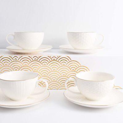 ceramiczne filiżanki zestaw 956-9