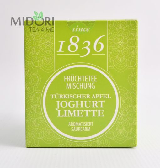 Herbata owocowa jogurtowa 2