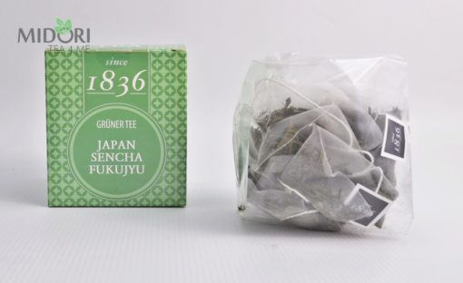 Zielona herbata Sencha 1