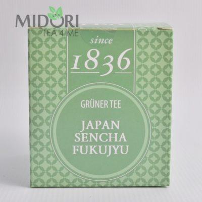Zielona herbata Sencha 2