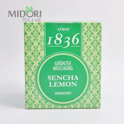 Zielona herbata Sencha Lemon 2