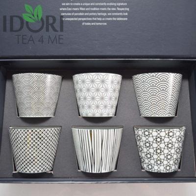 Zestaw czarek do herbaty 001025 2