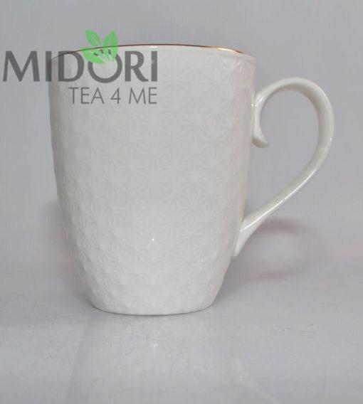Porcelanowy Kubek Nippon White 001087 2