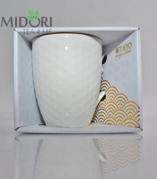 Porcelanowy Kubek Nippon White 001087 6