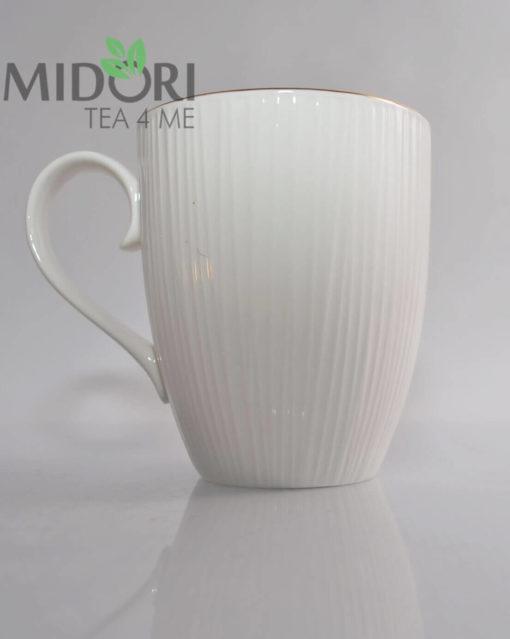 Porcelanowy Kubek Nippon White 001088 1