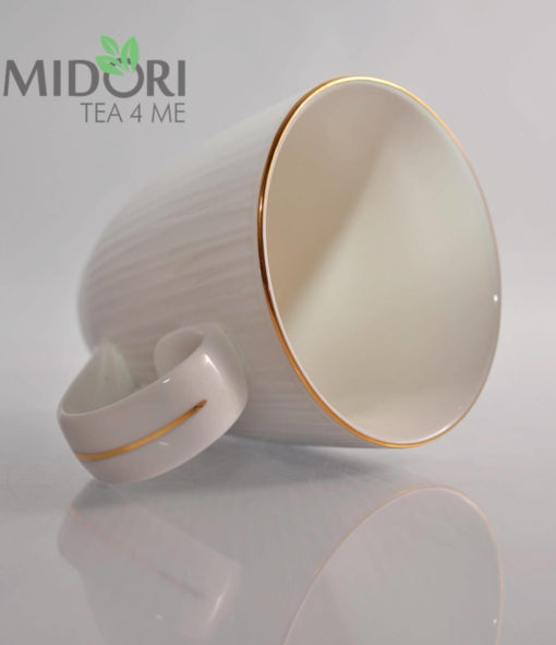Porcelanowy Kubek Nippon White 001088 4