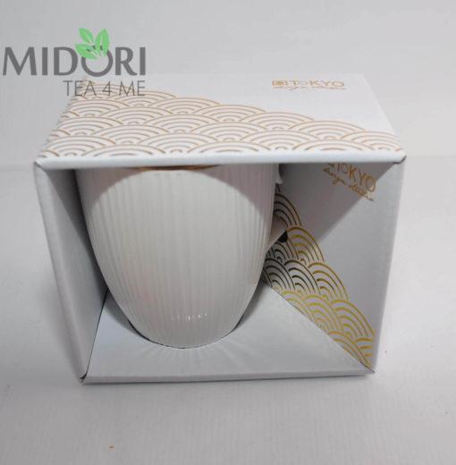 Porcelanowy Kubek Nippon White 001088 9