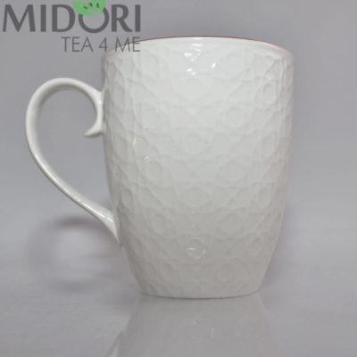 Porcelanowy Kubek Nippon White 001089 2