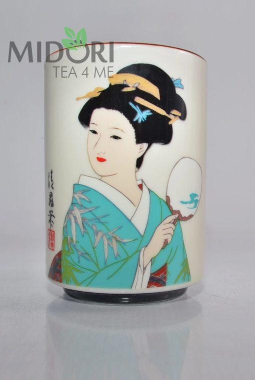porcelanowy kubek geisha 000012 2