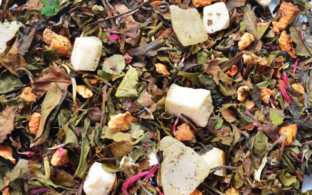 Biała Herbata Nieodkryty Skarb