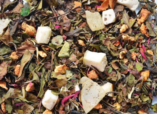 Biała Herbata z Granatem i Aloesem 2