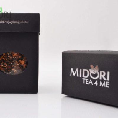 Czarne Smakowe Pudełko Premium