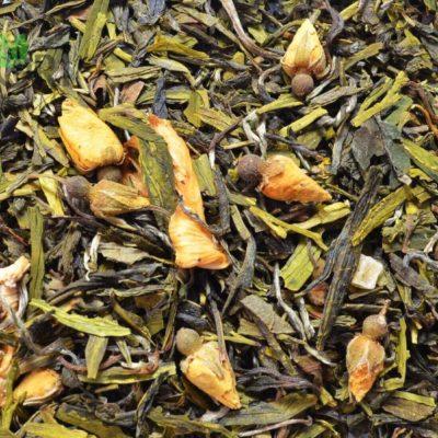 Zielona Herbata z Białą Słoneczna Pasja 3