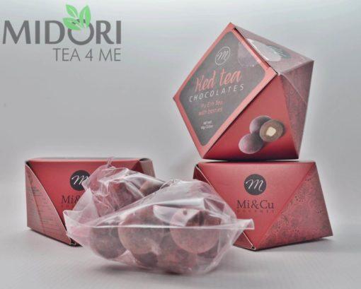 Cukierki z Herbata i Czekolada 2
