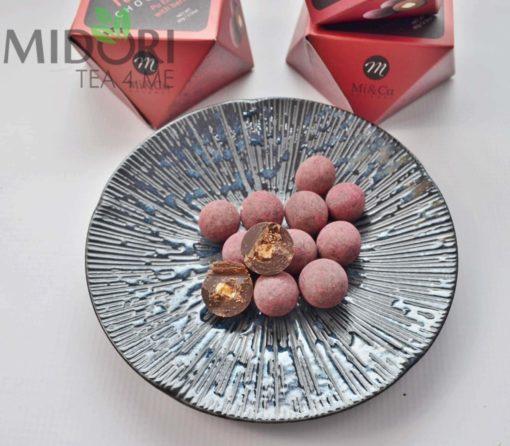 praliny czekoladowe