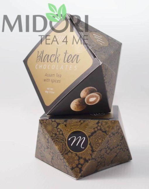 praliny z herbata assam