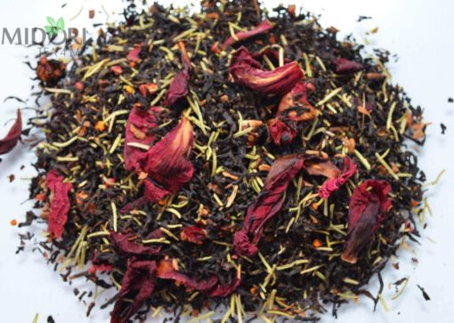 Czarna Herbata z Miodem Manuka 1