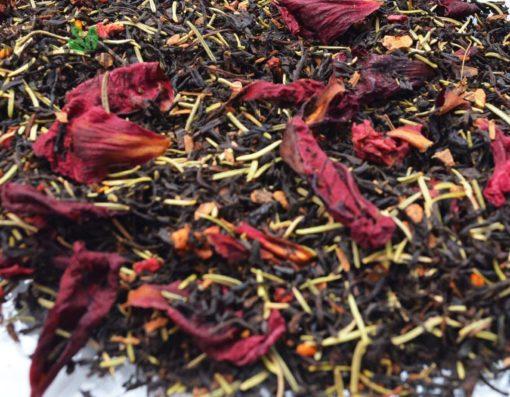 Czarna Herbata z Miodem Manuka 4