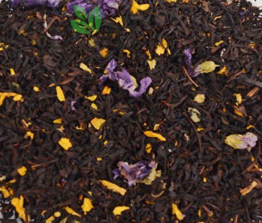 Czarna Herbata Brzoskwiniowo Morelowa 2