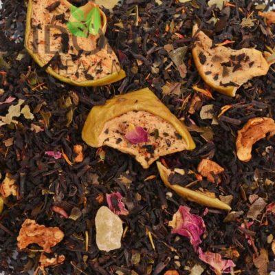 Czarna Herbata z Guayusa 2