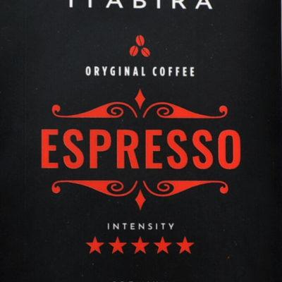 kawa ziarnista itabira z rob, kawa w ziarnach, kawa do biura, kawa do gastronomi, kawa dla restauracji, ziarnista kawa, kawa świeżo palona, kawa z palarni, dobra kawa, kawa do ekspresu
