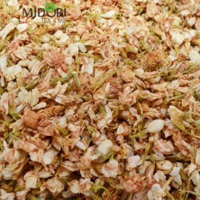 Herbata Ziołowa Kwiaty Jaśminu suszone zioła kwiaty 1