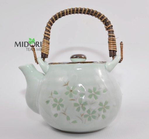 Komplet do herbaty ceramiczny japoński 3