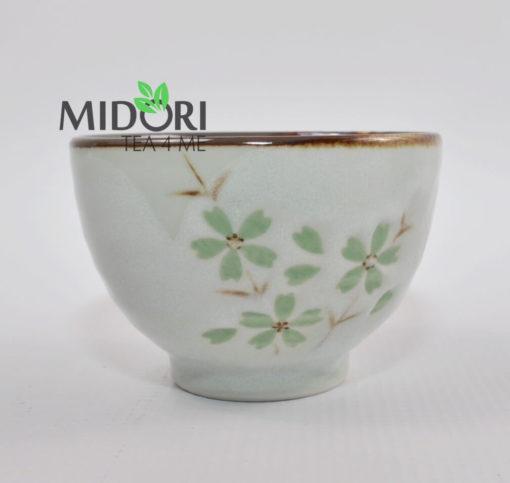 Komplet do herbaty ceramiczny japoński 5