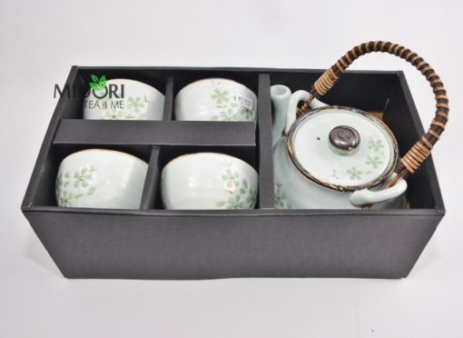 Komplet do herbaty japoński
