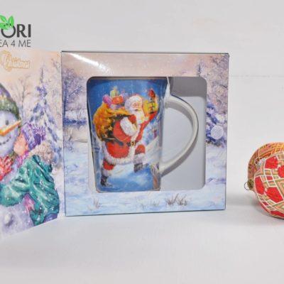 Kubek świąteczny 001402 gadżet na prezent