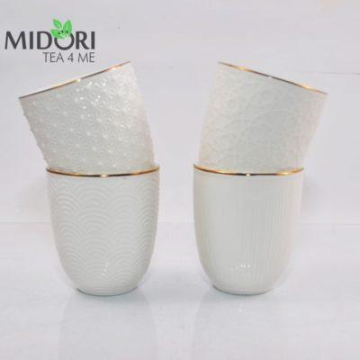 ceramiczne czarki japońskie do herbaty, kawy, komplet czarek japońskich do herbaty 2