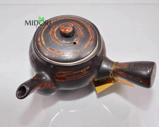 czajniczek do herbaty japoński, imbryk do herbaty, dzbanek do herbaty, zaparzacz z sitkiem, do zaparzania herbaty 1