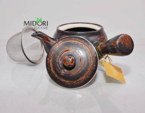 czajniczek do herbaty japoński, imbryk do herbaty, dzbanek do herbaty, zaparzacz z sitkiem, do zaparzania herbaty 2