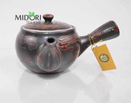 czajniczek do herbaty japoński, imbryk do herbaty, dzbanek do herbaty, zaparzacz z sitkiem, do zaparzania herbaty