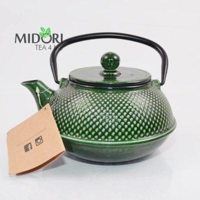 dzbanek żeliwny, zaparzacz do herbaty żeliwny, czajnik zeliwny, dzbanek żeliwny z sitkiem, imbryk żeliwny do herbaty, tradycyjny dzbanek do parzenia herbaty, imbryk z sitkiem 1