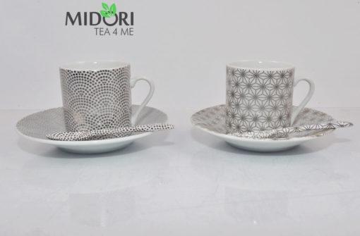 zestaw do espresso, komplet do espresso, komplet filiżanek do espresso, filiżanki do kawy, ceramika kawowa, ceramika do espresso, porcelana do espresso 11