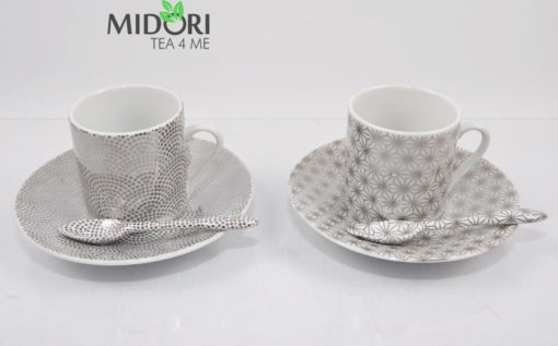 zestaw do espresso, komplet do espresso, komplet filiżanek do espresso, filiżanki do kawy, ceramika kawowa, ceramika do espresso, porcelana do espresso 12