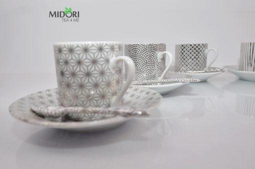 zestaw do espresso, komplet do espresso, komplet filiżanek do espresso, filiżanki do kawy, ceramika kawowa, ceramika do espresso, porcelana do espresso 5
