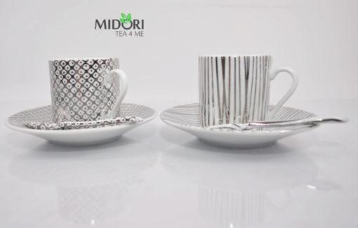 zestaw do espresso, komplet do espresso, komplet filiżanek do espresso, filiżanki do kawy, ceramika kawowa, ceramika do espresso, porcelana do espresso 7