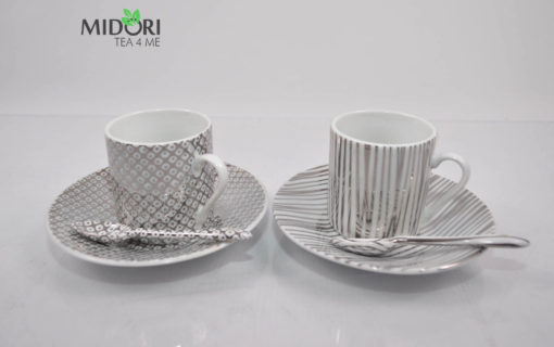 zestaw do espresso, komplet do espresso, komplet filiżanek do espresso, filiżanki do kawy, ceramika kawowa, ceramika do espresso, porcelana do espresso 8