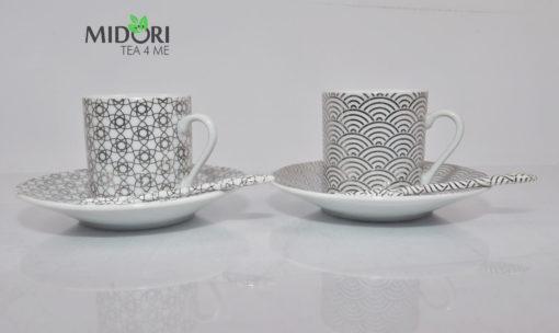 zestaw do espresso, komplet do espresso, komplet filiżanek do espresso, filiżanki do kawy, ceramika kawowa, ceramika do espresso, porcelana do espresso 9