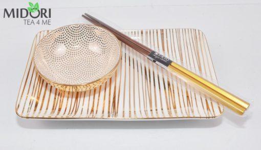 zestaw do sushi, zestaw tokyo design studio, komplet do sushi, ceramika japonska, porcelana do sushi, ceramika kuchnia azjacka, zestaw na prezent, komplet na prezent 11