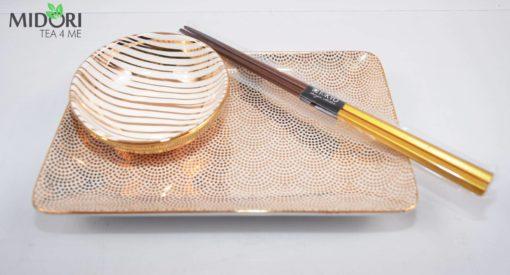 zestaw do sushi, zestaw tokyo design studio, komplet do sushi, ceramika japonska, porcelana do sushi, ceramika kuchnia azjacka, zestaw na prezent, komplet na prezent 9