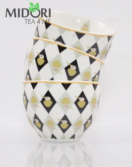 czarka do herbaty Maja, ceramiczna czarka, ceramika do herbaty, ceramiczna filiżanka do herbaty, filiżanka do kawy, naczynie do picia herbaty