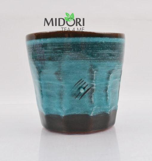 czarka do herbaty, kubek do herbaty, ceramika japonska, miseczka do herbaty, czarka ceramiczna, ceramika recznie malowana, czarka japońska